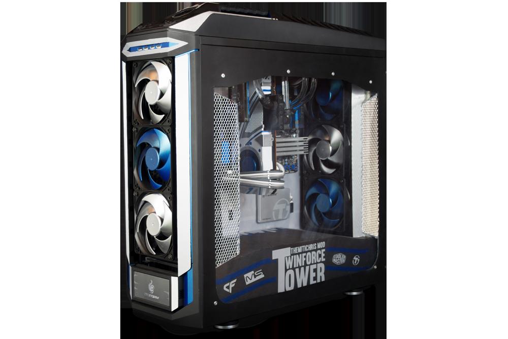 TwinForceTower