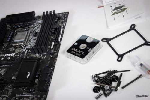 Alphacool CPU Waterblock NexXxoS XP³ Light (9)