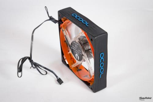 Alphacool Susurro Antinoise Silicone Fan Frame - 120mm - universal (3)
