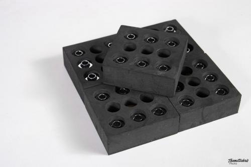 Alphacool chrome fittings (3)