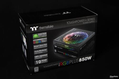 Thermaltake Toughpower iRGB PLUS 850W (2)